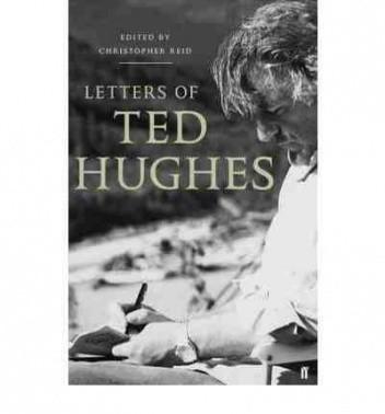 Okładka książki Letters of Ted Hughes