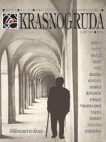 Okładka książki Krasnogruda, no.13/2001