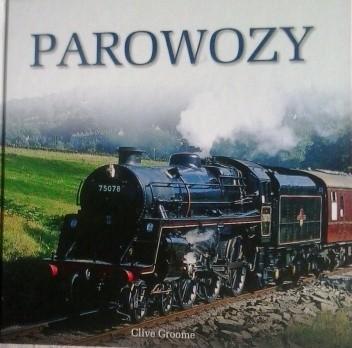 Okładka książki Parowozy