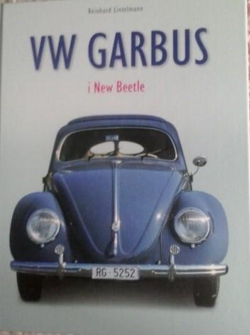 Okładka książki VW Garbus i New Beatle