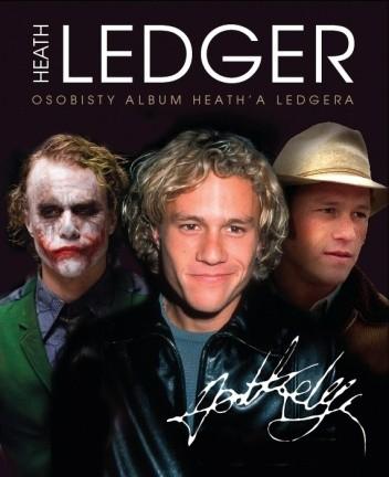 Okładka książki Heath Ledger. Osobisty album Heatha Ledgera