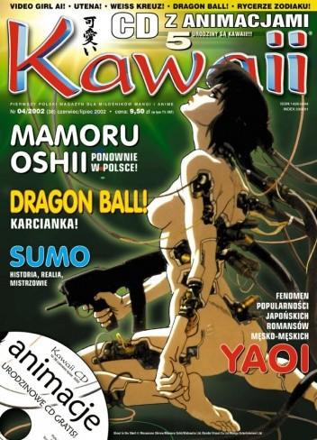 Okładka książki Kawaii nr 04/2002 (38) (czerwiec/lipiec 2002)
