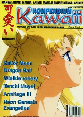 Okładka książki Kompendium Kawaii nr 1