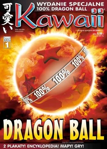 Okładka książki Kawaii Numer specjalny 100% Dragonball
