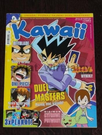 Okładka książki Kawaii nr 03/2005 (62)