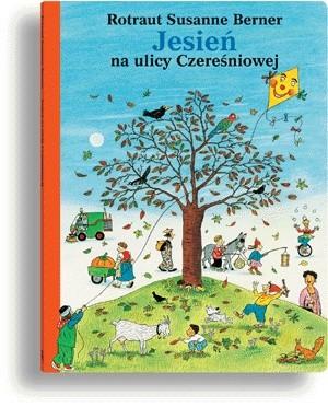 Okładka książki Jesień na ulicy Czereśniowej