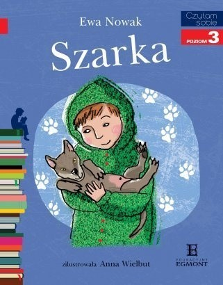 Okładka książki Szarka