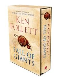 Okładka książki Fall of Giants