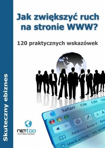 Okładka książki Jak zwiększyć ruch na stronie WWW