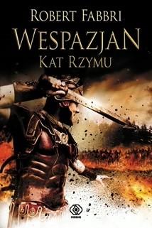 Okładka książki Wespazjan, kat Rzymu