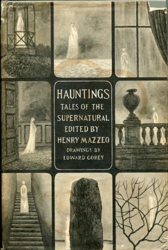 Okładka książki Hauntings. Tales of the Supernatural