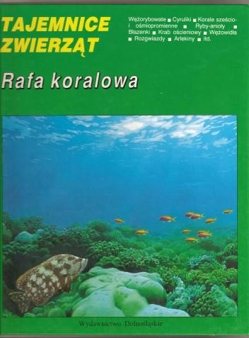 Okładka książki Rafa koralowa