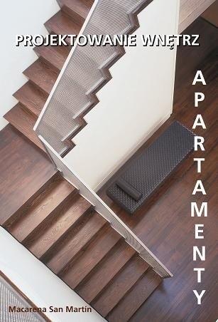 Okładka książki Apartamenty. Projektowanie wnętrz
