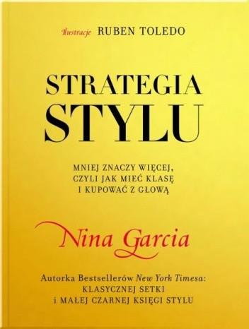 Okładka książki Strategia stylu