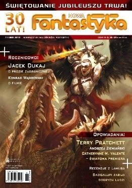 Okładka książki Nowa Fantastyka 362 (11/2012)