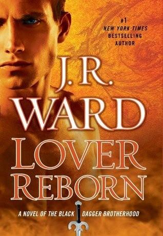 Okładka książki Lover Reborn