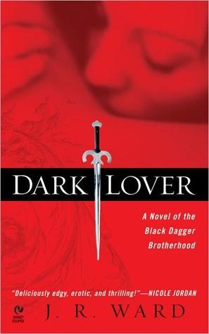 Okładka książki Dark Lover