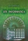 Okładka książki Lex informatica