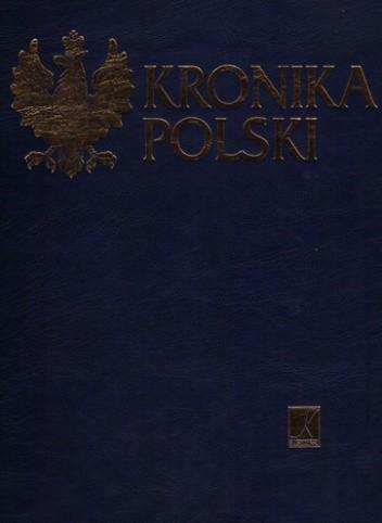 Okładka książki Kronika Polski
