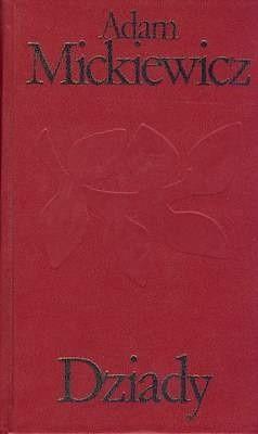 Okładka książki Dziady I-IV