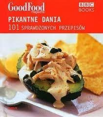 Okładka książki Pikantne dania. 101 sprawdzonych przepisów