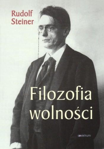 Okładka książki Filozofia wolności