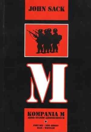 Okładka książki Kompania M