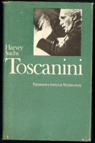 Okładka książki Toscanini