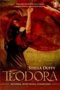 Okładka książki Teodora. Aktorka, kurtyzana, cesarzowa