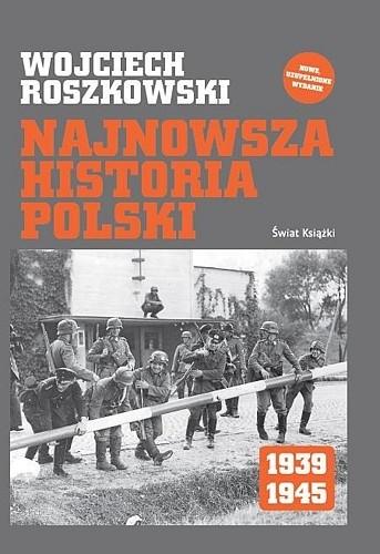 Okładka książki Najnowsza historia Polski 1939-1945
