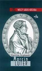 Okładka książki Marcin Luter