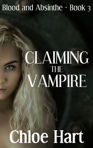 Okładka książki Claiming the Vampire