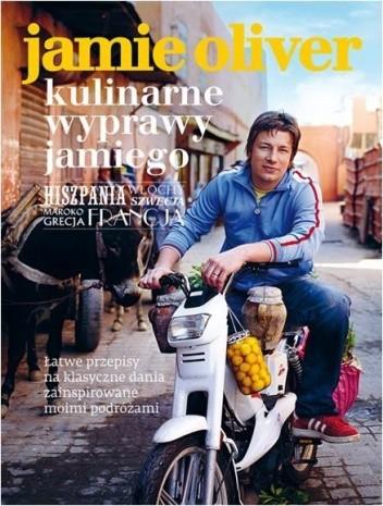 Okładka książki Kulinarne wyprawy Jamiego
