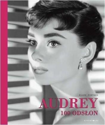 Okładka książki Audrey. 100 odsłon