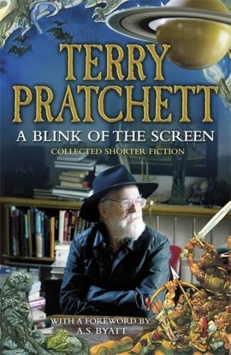 Okładka książki A Blink of the Screen: Collected Short Fiction