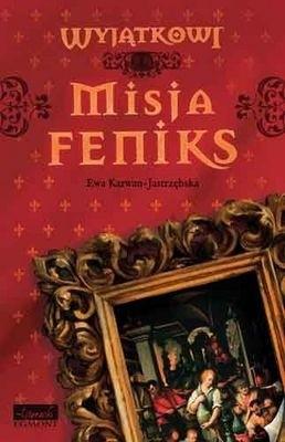 Okładka książki Misja feniks