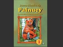 Okładka książki Pafnucy, opowieści o dobrym niedźwiedziu tom 1