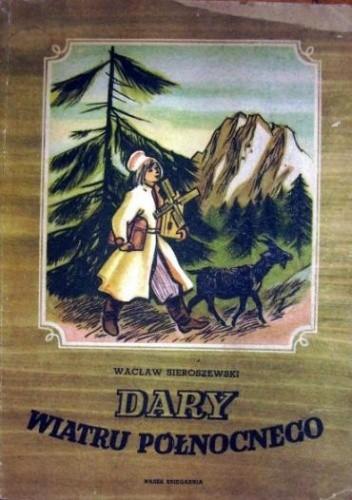Okładka książki Dary wiatru północnego