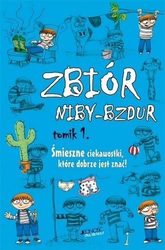Okładka książki Zbiór niby-bzdur, tomik 1