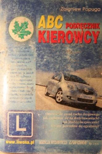 Okładka książki ABC kierowcy - podręcznik