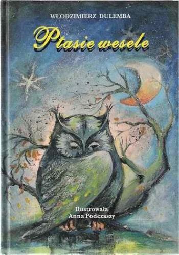 Okładka książki Ptasie wesele
