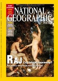 Okładka książki National Geographic 06/2008 (105)