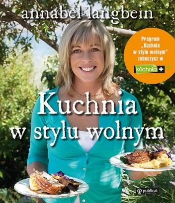 Okładka książki Kuchnia w stylu wolnym