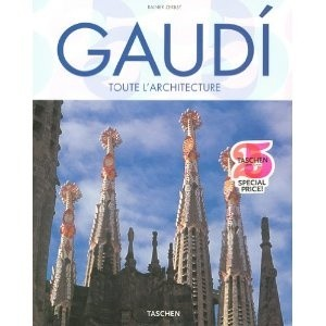 Okładka książki Gaudí. Toute l'architecture.