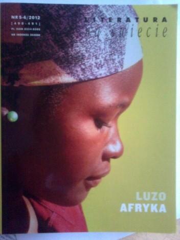 Okładka książki Literatura na świecie nr 5-6/2012 (490-491)