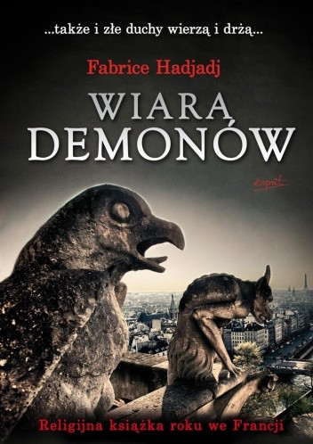 Okładka książki Wiara demonów