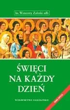Okładka książki Święci na każdy dzień