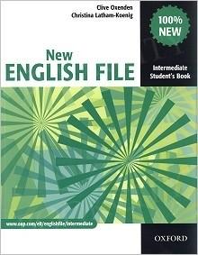 Okładka książki New English File Intermediate