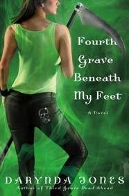Okładka książki Fourth Grave Beneath My Feet