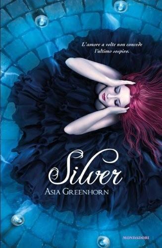 Okładka książki Silver